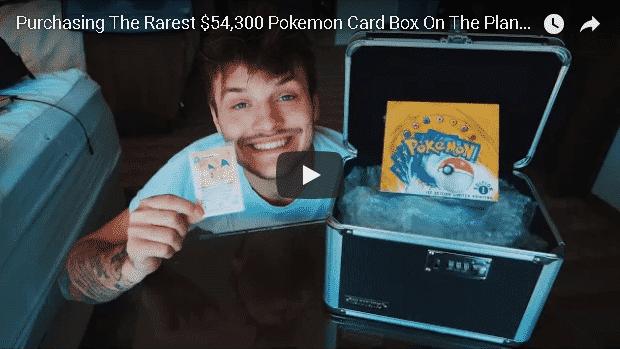 54.000 $ für Pokémon Karten 2