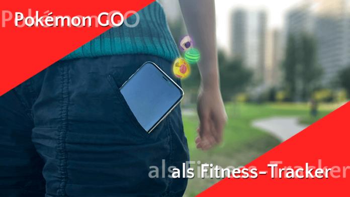 Abenteuer-Sync-Feature - die Fitness App in Pokémon GO 1