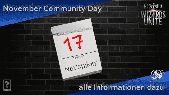 Alle Infos zum 5. Community Day am 17. November 2019 1