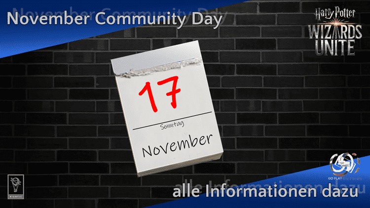 Alle Infos zum 5. Community Day am 17. November 2019 13