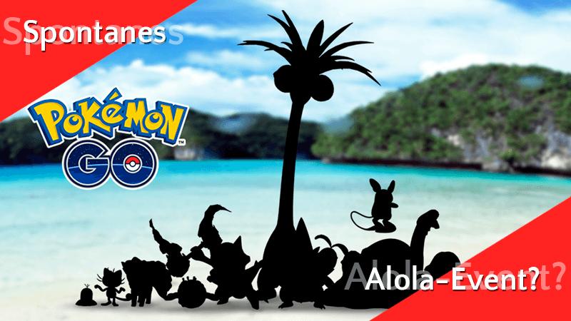 Alola-Pokémon nun doch vermehrt! 14