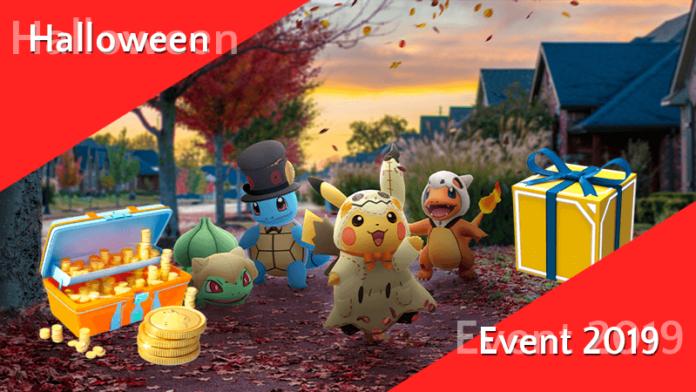Angebote im Pokémon GO Shop zum Halloween-Event 4