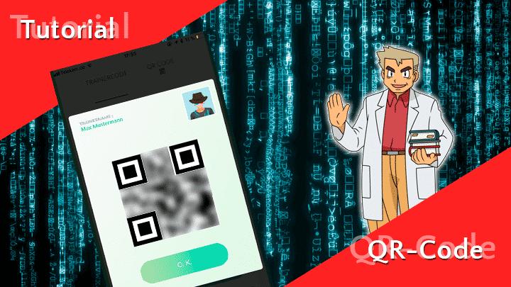 Anleitung zur Verwendung des QR-Codes 11