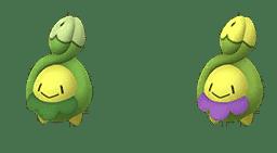 Baby-Pokémon aus Alola-Eiern und Shiny Knospi 15