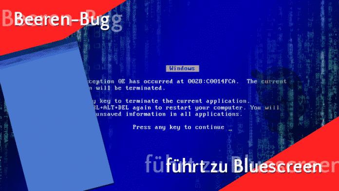 Beeren-Bug lässt euer Spiel abstürzen 3