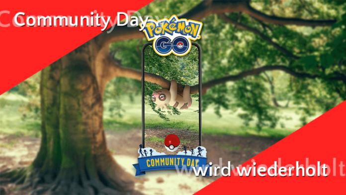 Bummelz Community Day wird wiederholt! 2