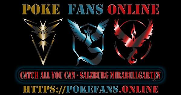 Catch all you can - Pokémon GO Massenfangen - Salzburg 2