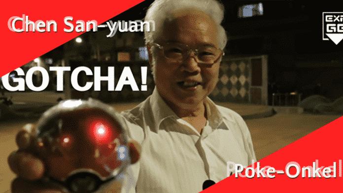 Chen San-yuan »Onkel Pokémon« hat jetzt noch MEHR! 2