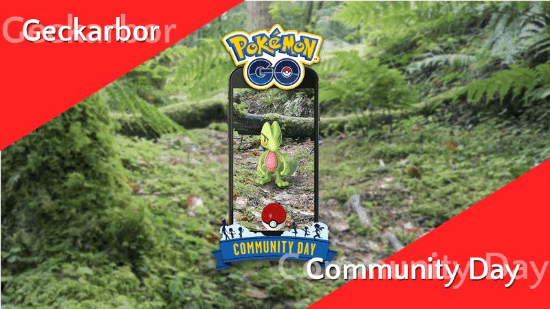 Community Day im März mit neuer Zeit! 11