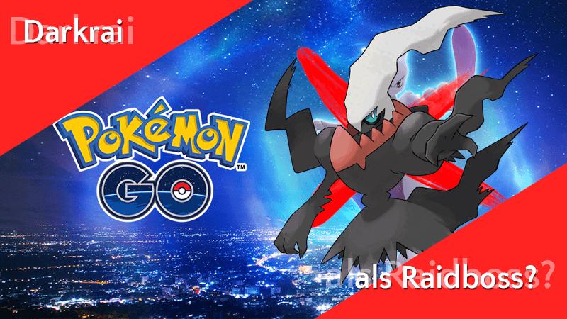 Darkrai bald in Pokémon GO? 9