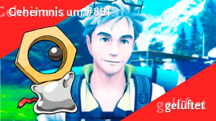 Das Geheimnis um Pokémon #891 ist gelüftet 3