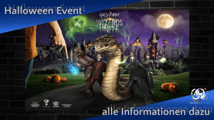 Das letzte Event im Oktober: Entsetzliches Halloween! 1