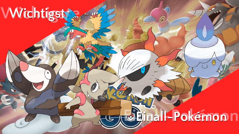 Das sind die wichtigsten Pokémon der 5. Generation! (Teil 1) 8