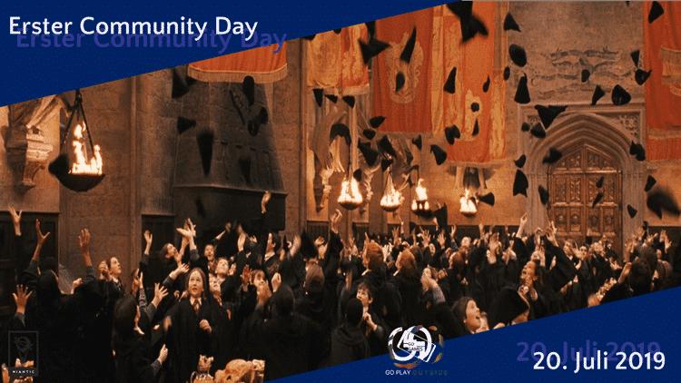 Der erste Community Day in Harry Potter: Wizards Unite wurde angekündigt 9