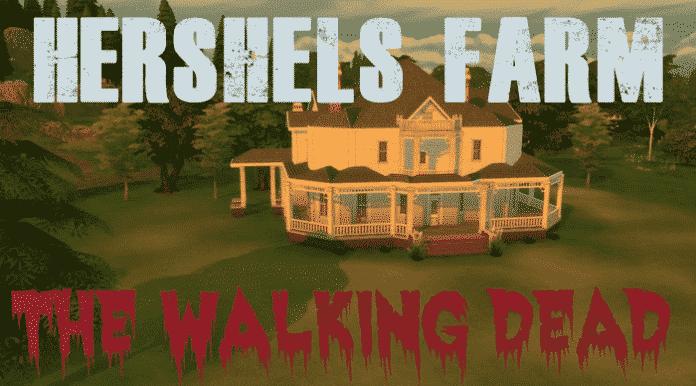 Die neue Season: Rückkehr zu Hershels Farm 1