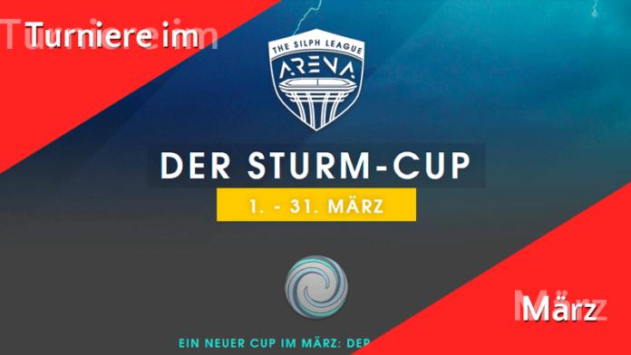 Die Silph Liga präsentiert den Sturm-Pokal im März! 165