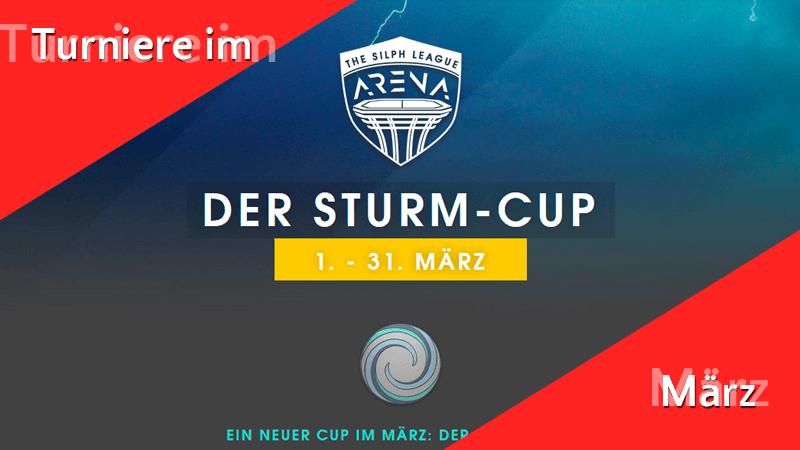 Die Silph Liga präsentiert den Sturm-Pokal im März! 10