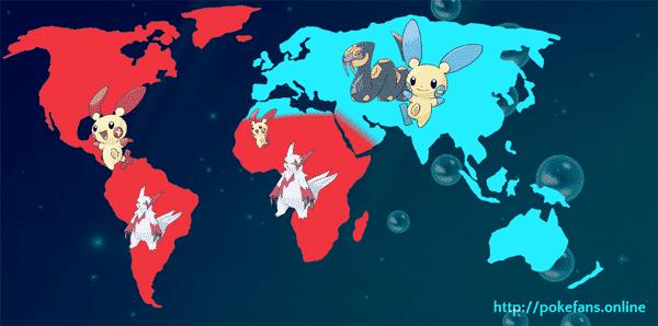 Diese 50 Pokémon sind neu im Spiel 52