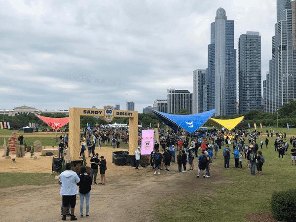 Erfahrungsbericht Chicago GO Fest 2019 66