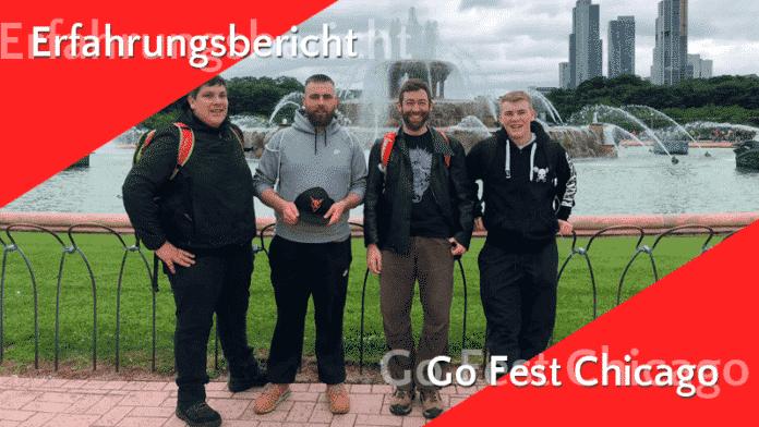 Erfahrungsbericht Pokémon GO Fest Chicago