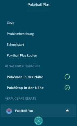 Erfahrungsbericht zu Pokémon Let's GO und Pokéball Plus 4