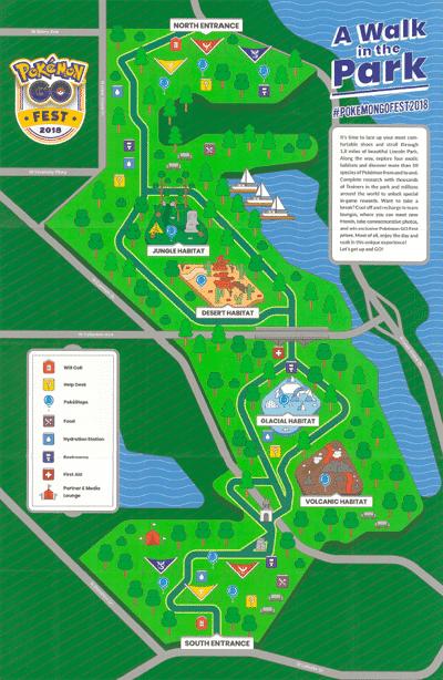 Erinnerung: Am 14. und 15. Juli ist Pokémon Go Fest 14