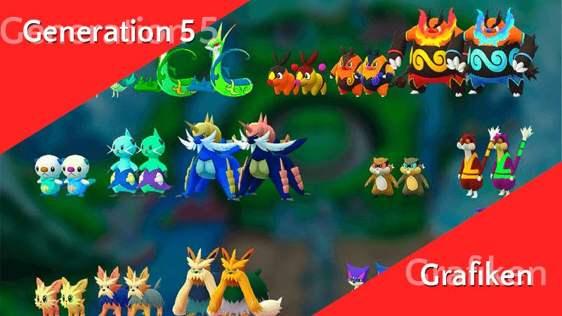 Erste Bilder der Einall-Pokémon im Spiel entdeckt! 9