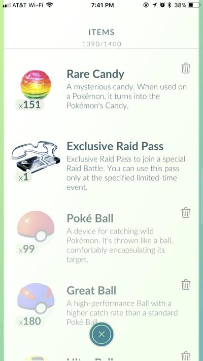 Erste EX Raid Einladungen! Mewtu leichter zu fangen! 3