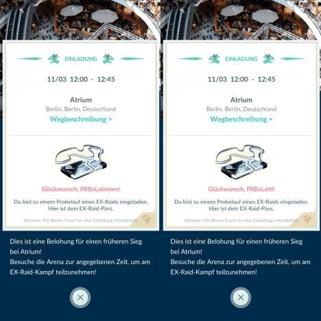 EX-Raid-Tests nun vorbei? Niantic will auf Feedback eingehen! 1