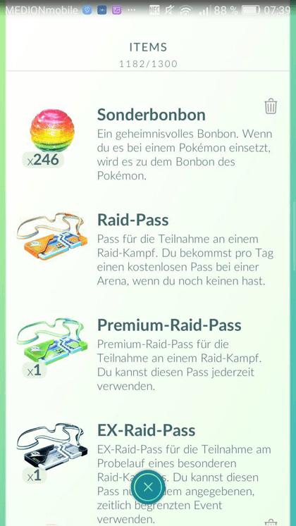 EX-Raids für alle! (naja fast) 1