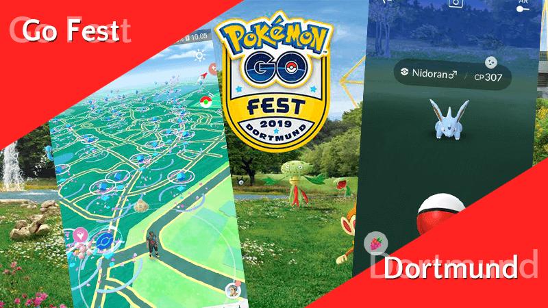 Fakten zum GO Fest in Dortmund + weltweites Event 19