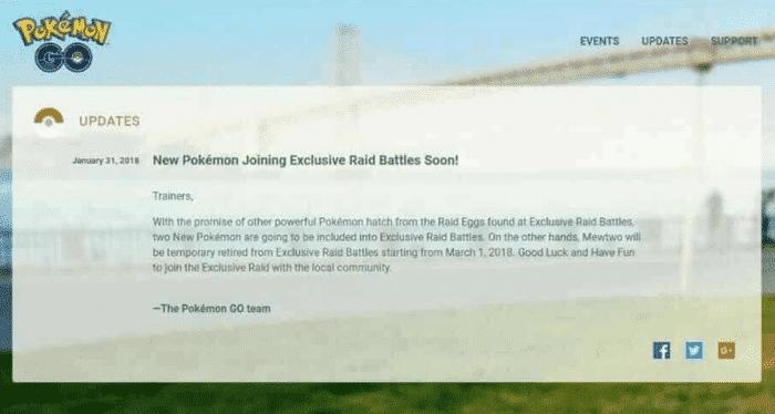 Falschmeldung: Neue EX-Raidbosse in Pokémon Go 14