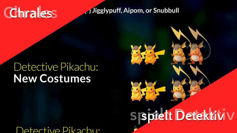 Feldforschungen zu Meisterdetektiv Pikachu 9