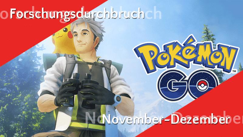 Feldforschungsdurchbrüche November + Dezember 2019 11