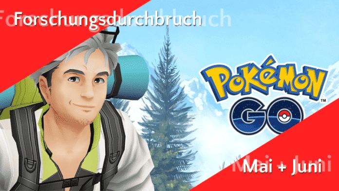 Forschungsdurchbruch im Mai und Juni + neue Pokémon-Eier 6