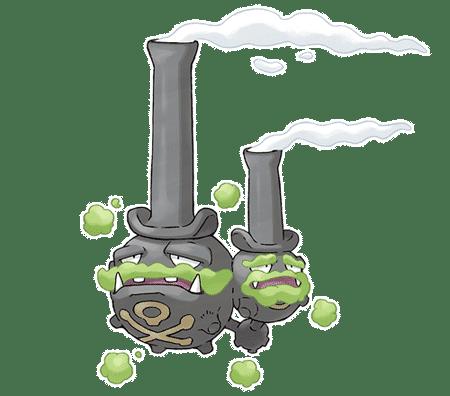 Galar Smogmog