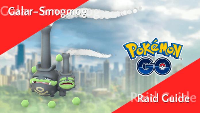 Galar-Smogmog - Raid Guide 12