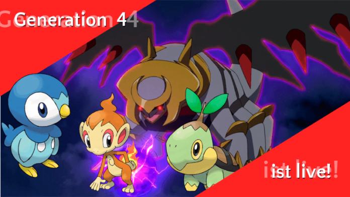 Generation 4 ist nun LIVE! 3