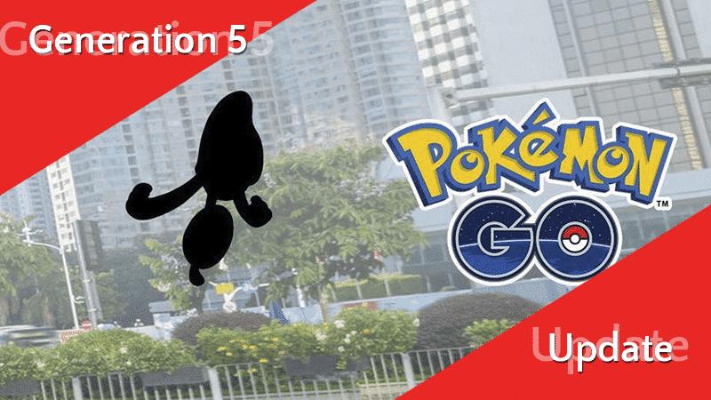 Generation 5 Teaser und Game Master Update 9