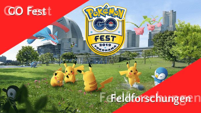 Globale Feldforschungen für das GO Fest Yokohama 12