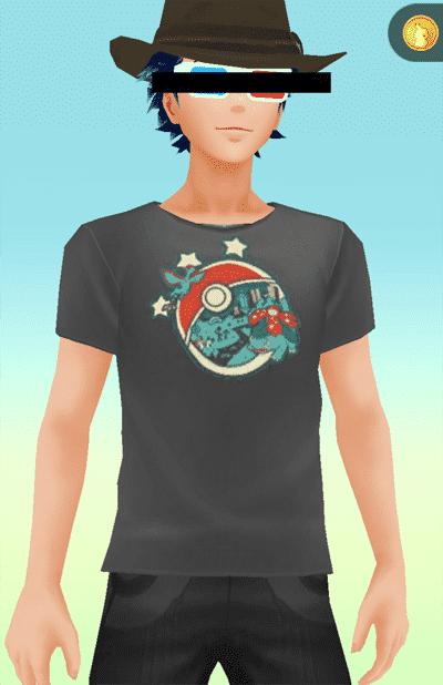 GO Fest T-Shirt im Style Shop erhältlich 12