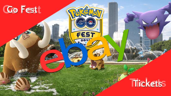 GO Fest Tickets auf eBay gelandet! 1