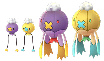 Halloween Event, Shiny Driftlon, Giratina und Double Candy 15