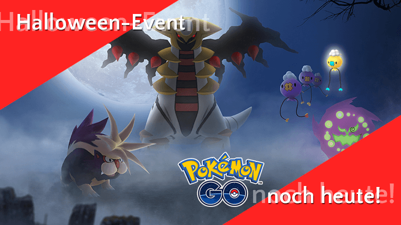 Halloween Event, Shiny Driftlon, Giratina und Double Candy 14