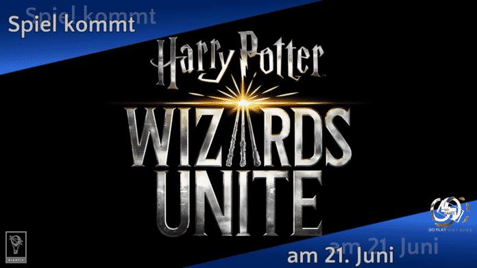 Harry Potter Wizards Unite ab 21. Juni in USA und England 1