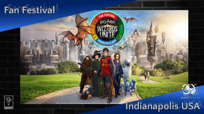 Harry Potter: Wizards Unite Fan Festival in Indianapolis 1