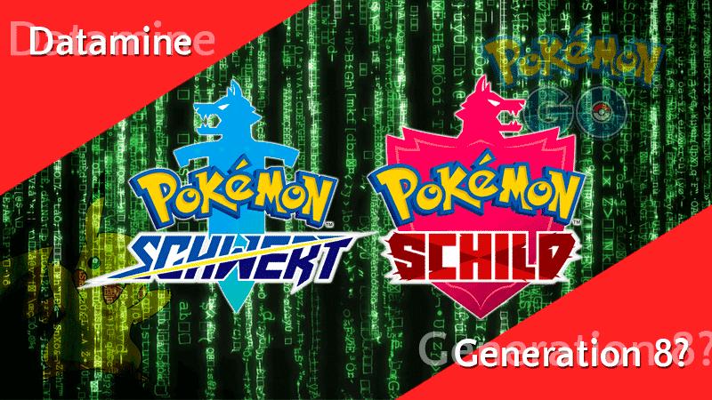 Hinweise auf Generation 8 und neues Event! 8