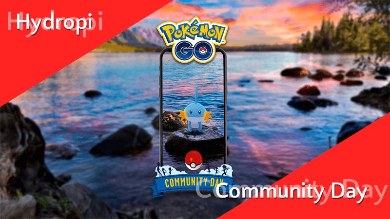 Hydropi Community Day 9