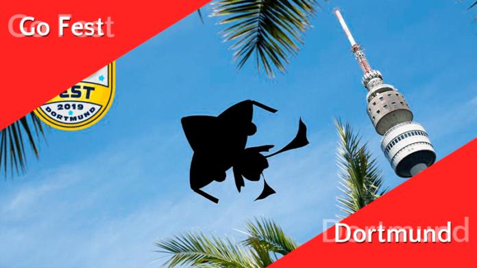 Jirachi für GO Fest Dortmund bestätigt 1