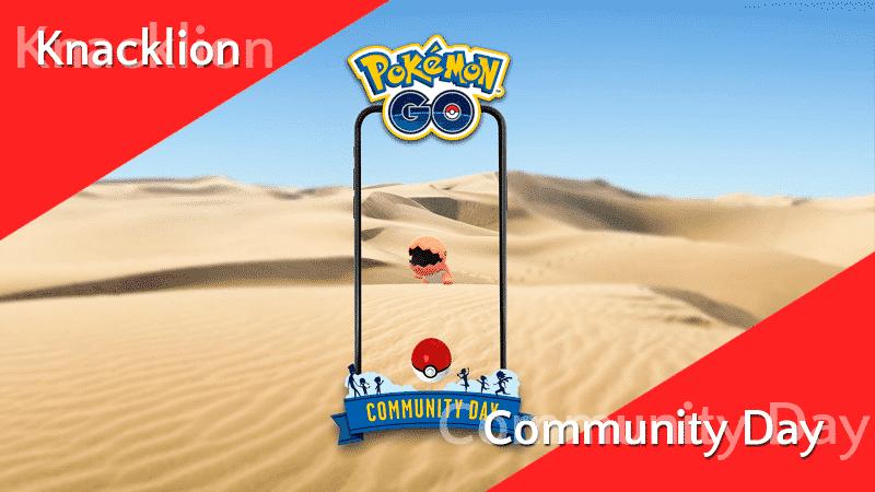 Knacklion Community Day enttäuscht auf ganzer Linie 13